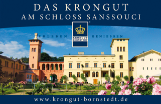 Krongut Bornstedt am Schloss Sanssouci 2