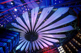 Sony Center am Potsdamer Platz - Forum Event Mgmt. 2