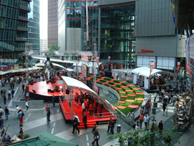 Sony Center am Potsdamer Platz - Forum Event Mgmt. 3