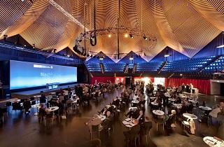 MEET BERLIN: Event Location Tempodrom