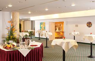 Mercure Hotel Berlin Tempelhof Airport 4