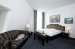 Mercure Hotel Berlin Tempelhof Airport 5