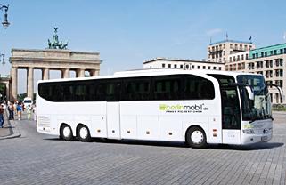 BerlinMobil - Berlin-Rundfahrten mit dem Bus 2