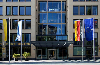 Konferenzzentrum | Haus der Bayerischen Wirtschaft 2