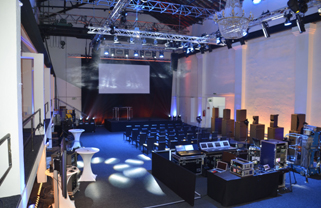 meet munich event location avalon das kraftwerk. Black Bedroom Furniture Sets. Home Design Ideas