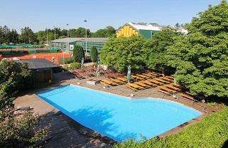 SportScheck Allwetter-Eventanlage & Hotel am Englischen Garten München 2