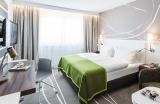 Holiday Inn Munich - City Centre 2
